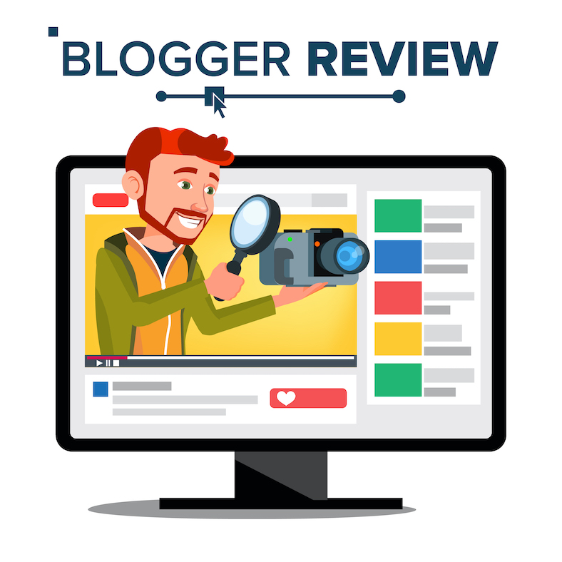 blogger review by genetic