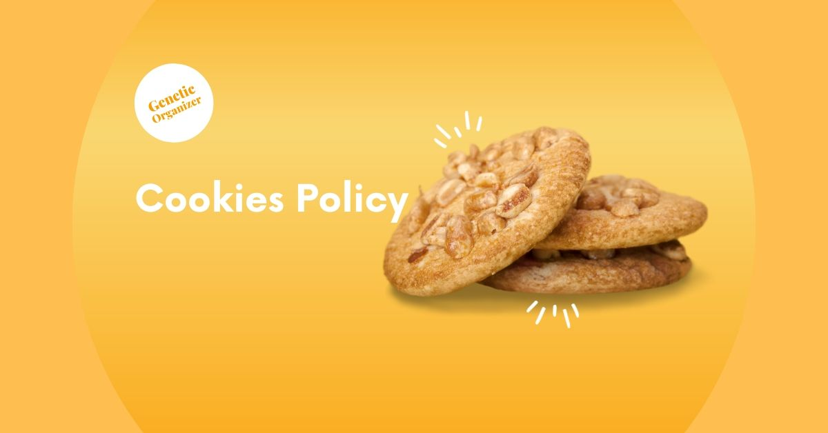 Cookie Policy Genetic